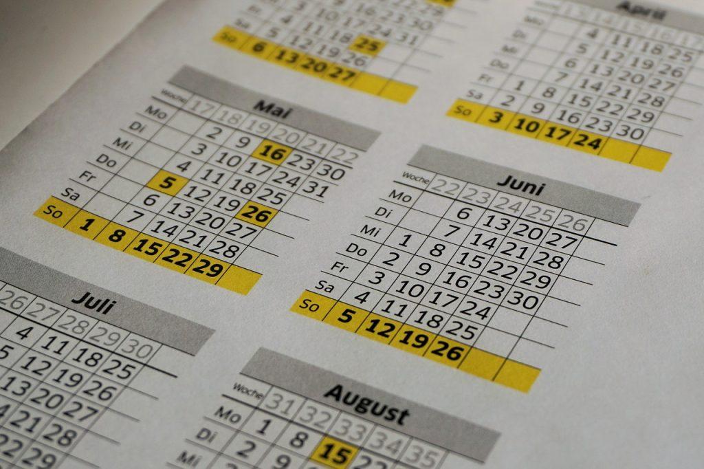 calendar-1255951_1280